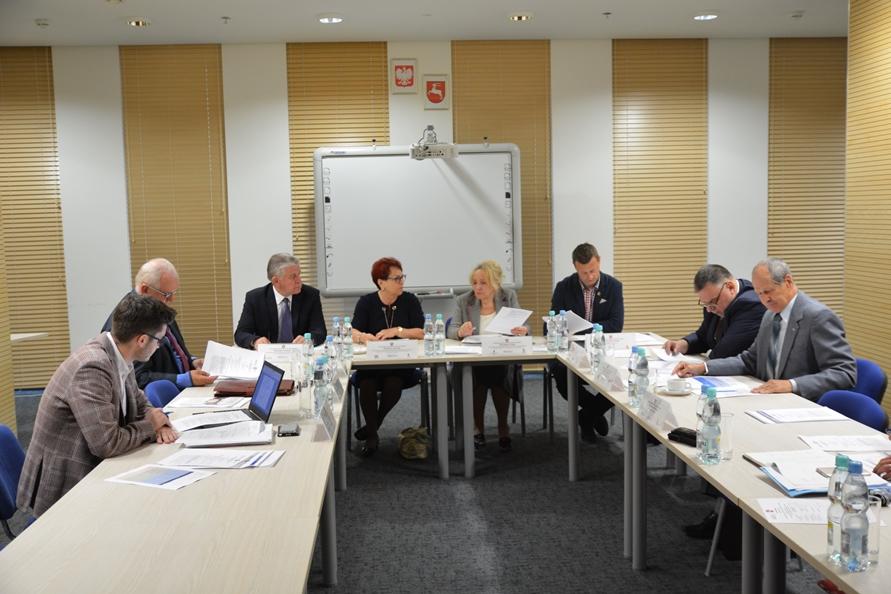Posiedzenie Prezydium WRDS WL w dniu 18 maja 2018 r.