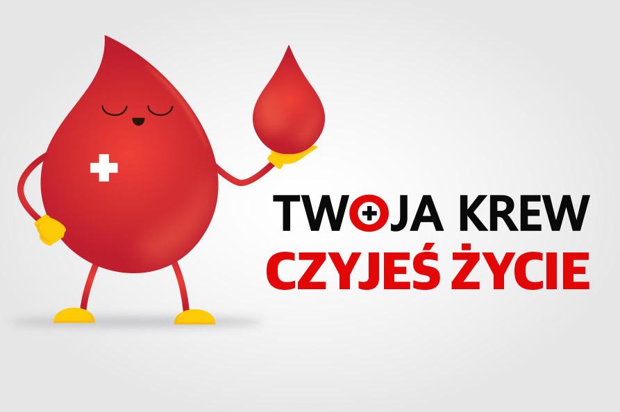 Codziennie potrzebuje Cię tysiące Polaków