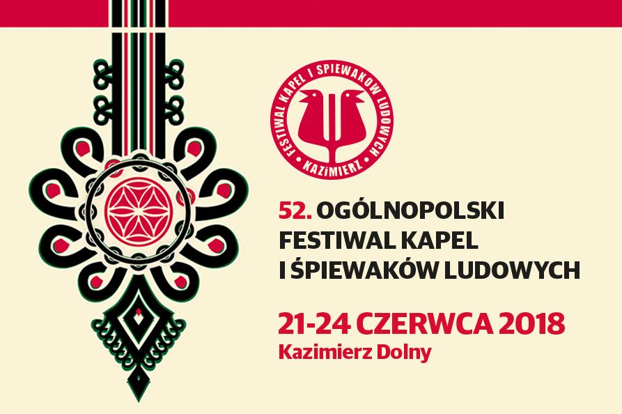 52. Ogólnopolski Festiwal Kapel i Śpiewaków Ludowych