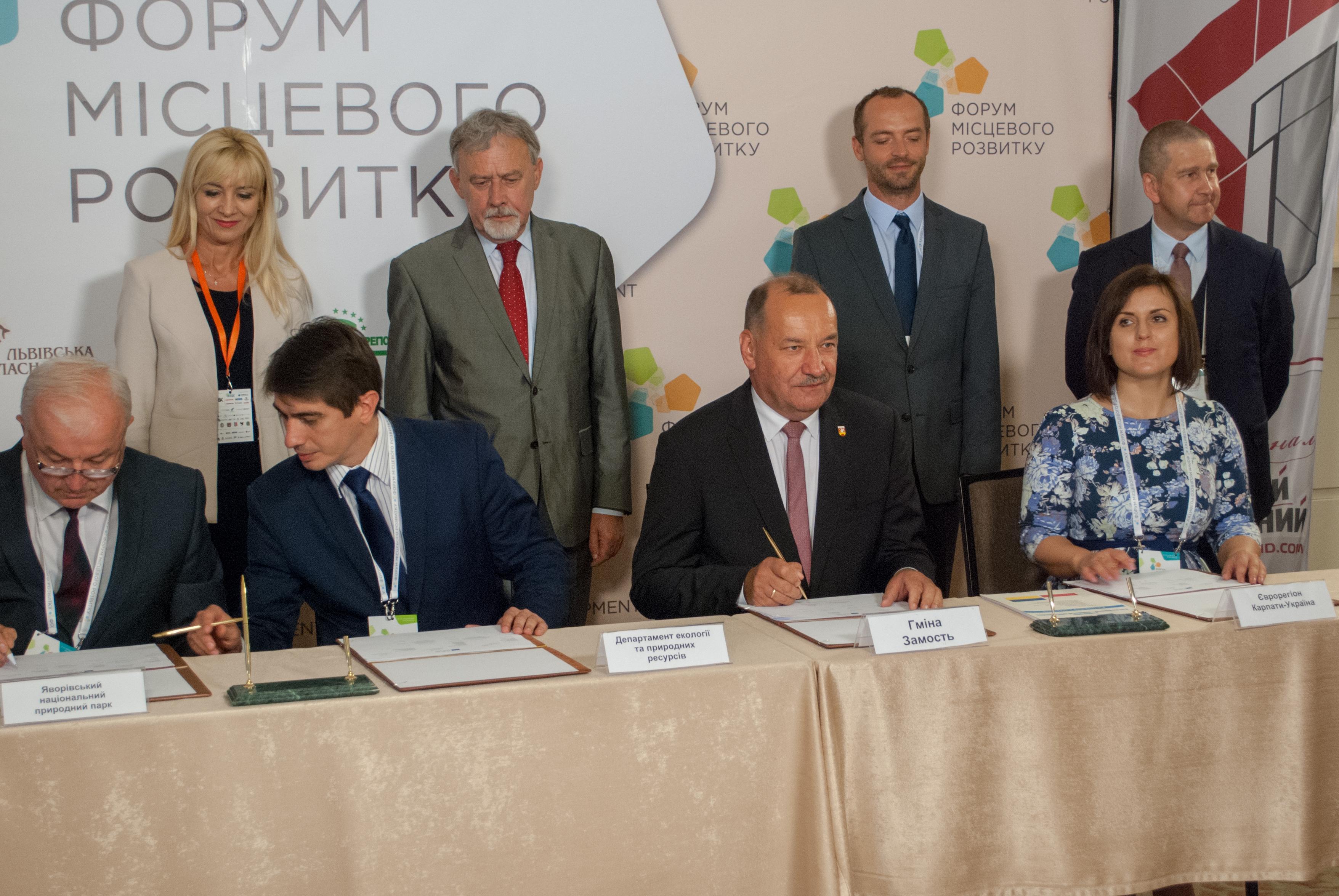 III Forum Rozwoju Regionalnego w Truskawcu