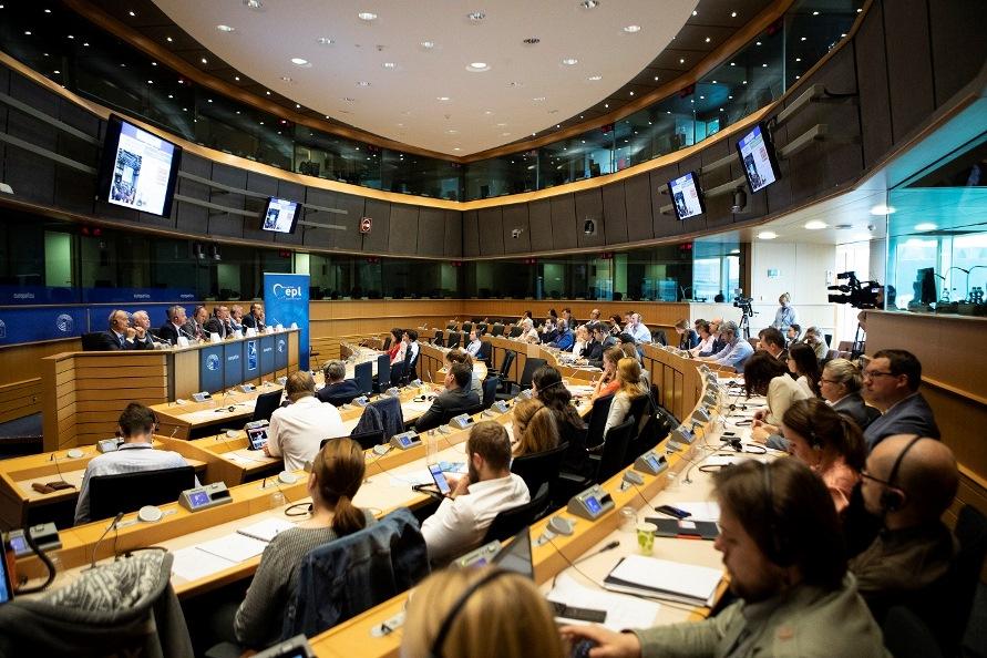 O ASF w Parlamencie Europejskim