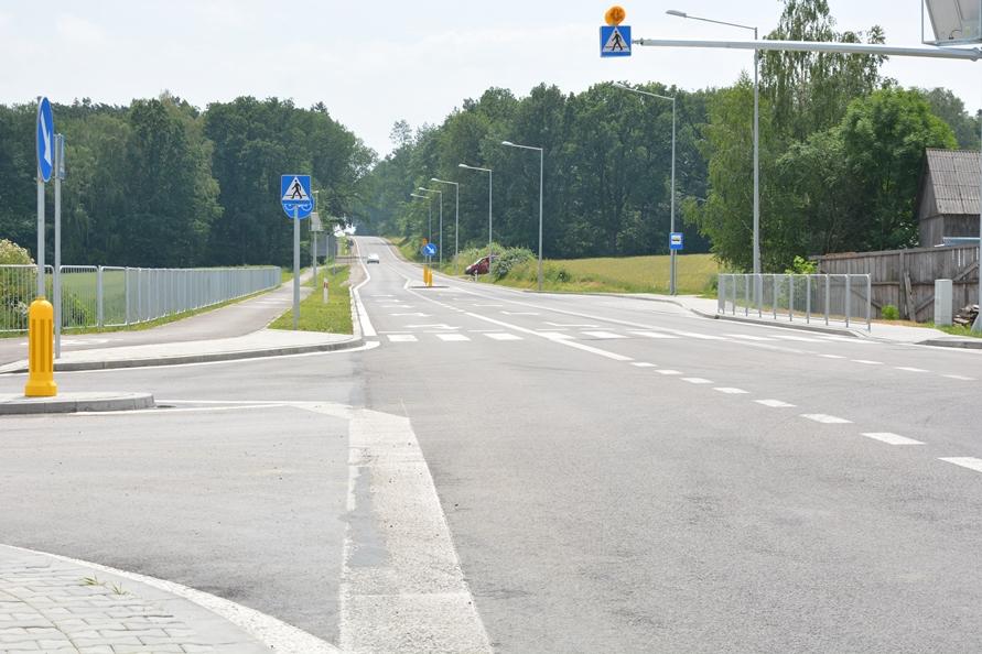 Droga Piotrków – Wysokie oficjalnie otwarta