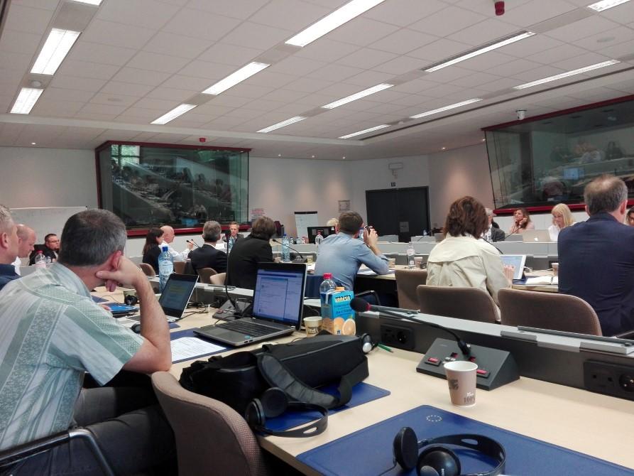 Warsztaty tematyczne w Brukseli