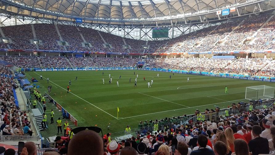 Finał Mundialu z Marszałkiem