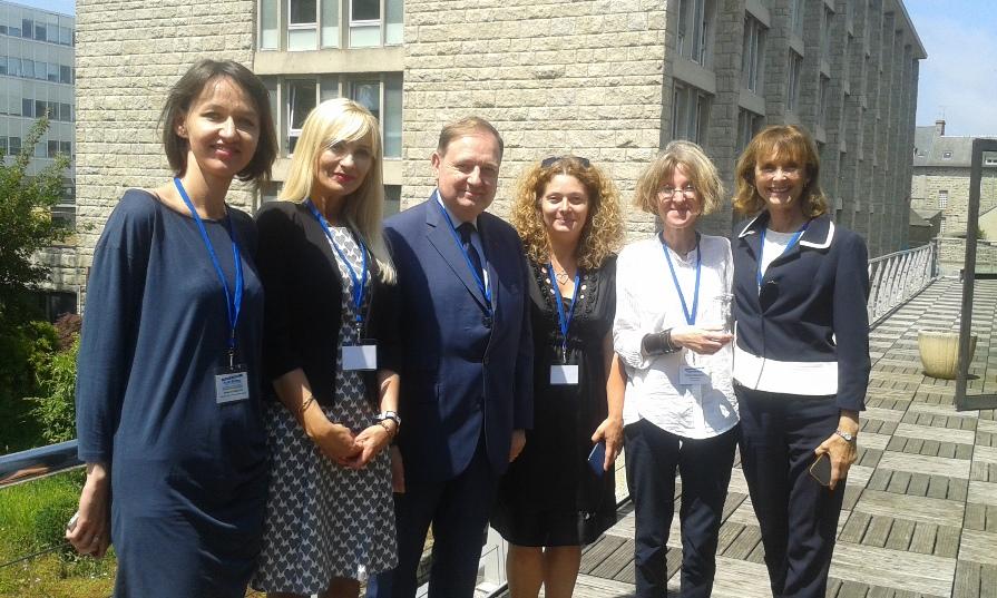 Trzecia francusko-polska konferencja na temat współpracy samorządów w Saint-Brieuc