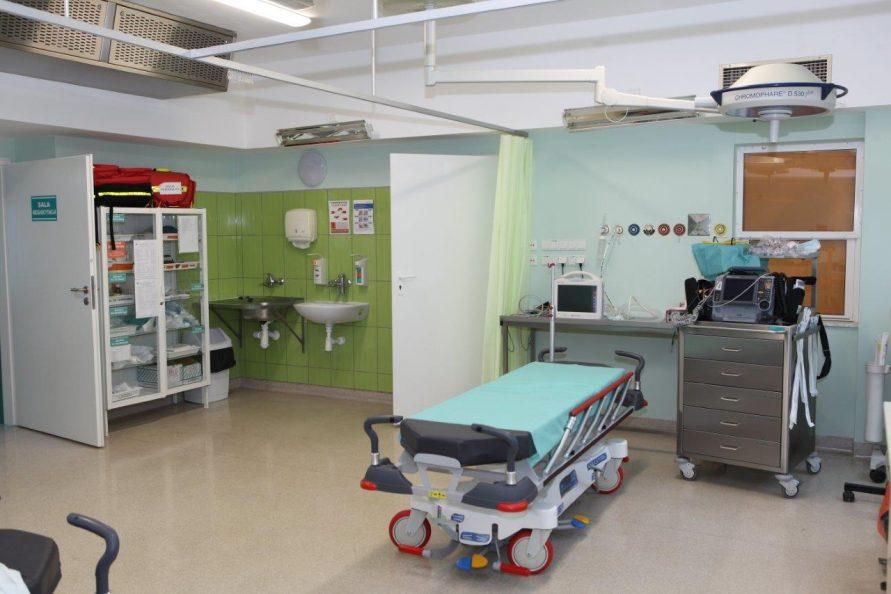 Szpitalna sala