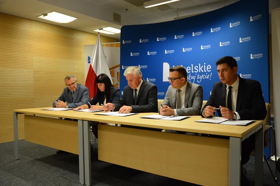 Współpraca miast subregionalnych w lubelskim