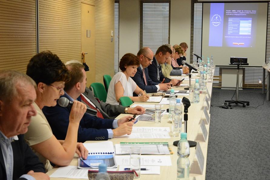 Posiedzenie plenarne WRDS Województwa Lubelskiego 12 lipca 2018 r.