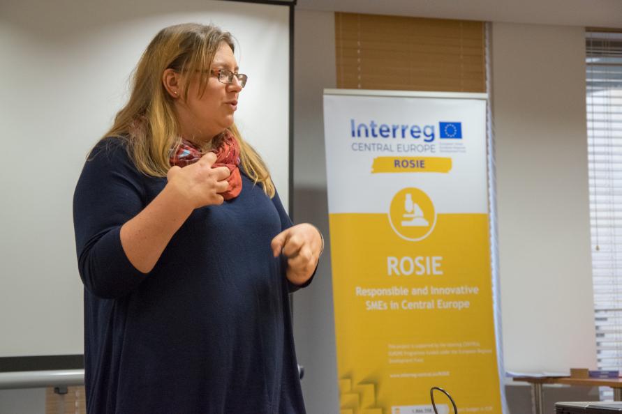 Trzecie spotkanie Grupy Interesariuszy projektu ROSIE