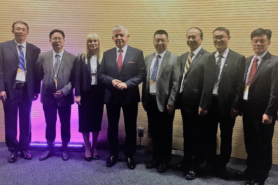 Współpraca uniwersytecka z Prowincją Henan