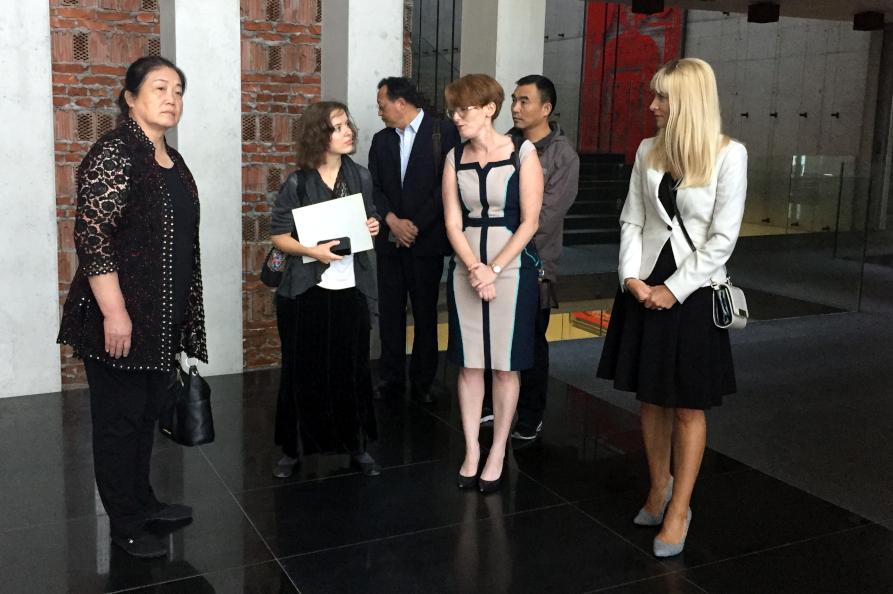 Delegacja z Prowincji Henan na Lubelszczyźnie