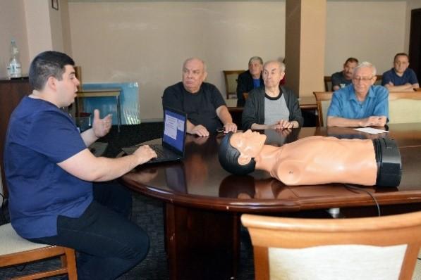 Spotkanie w ramach cyklu Akademii Zdrowego Serca