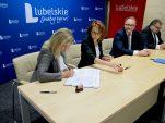 Podpisanie umów grantowych