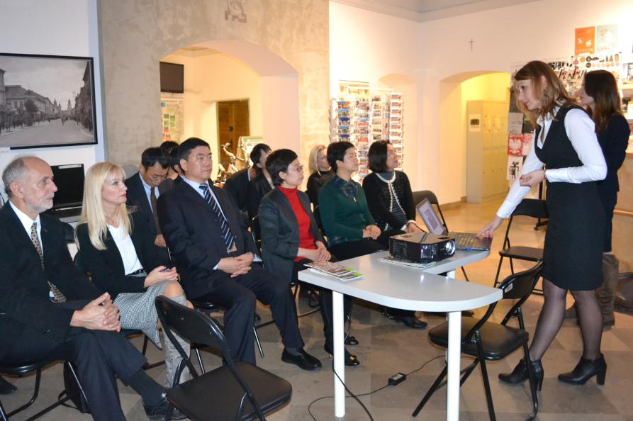 Współpraca Lubelszczyzny i Prowincji Henan w turystyce