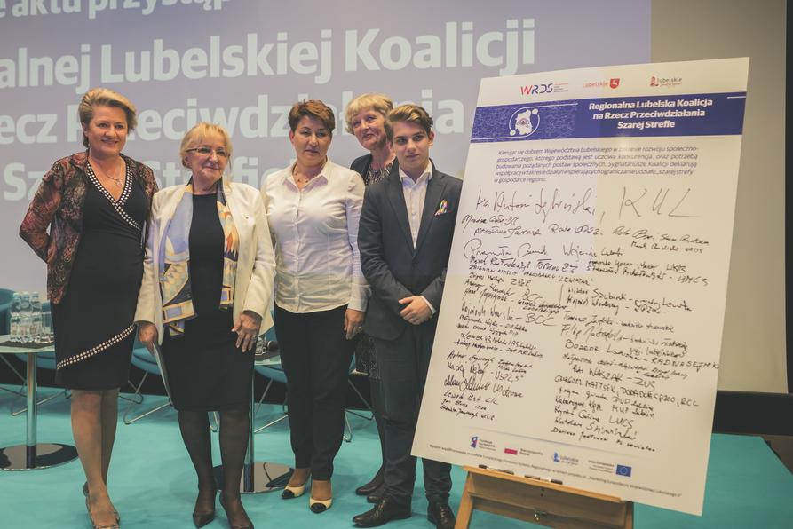 Relacja z Kongresu Regionalnej Lubelskiej Koalicji na Rzecz Przeciwdziałania Szarej Strefie