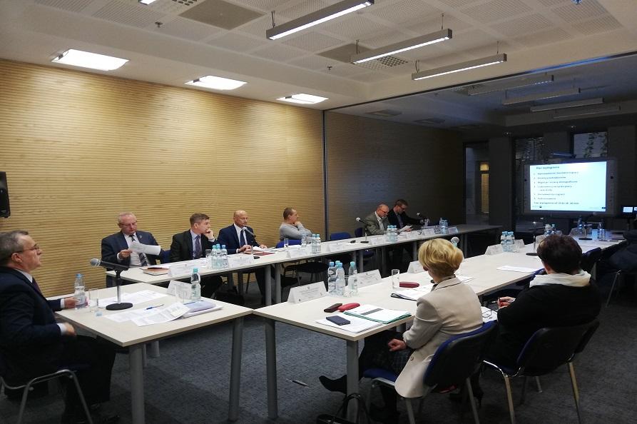 Posiedzenie Stałego Zespołu Roboczego ds. Gospodarki, Innowacji i Rozwoju Przedsiębiorczości WRDS WL