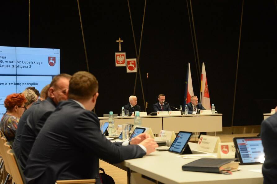 II sesja Sejmiku Województwa Lubelskiego