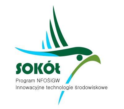 Logo programu Sokół, foto Narodowy Fundusz Ochrony Środowiska i Gospodarki Wodnej