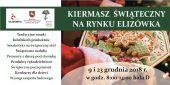 Kulinarna premiera w Elizówce