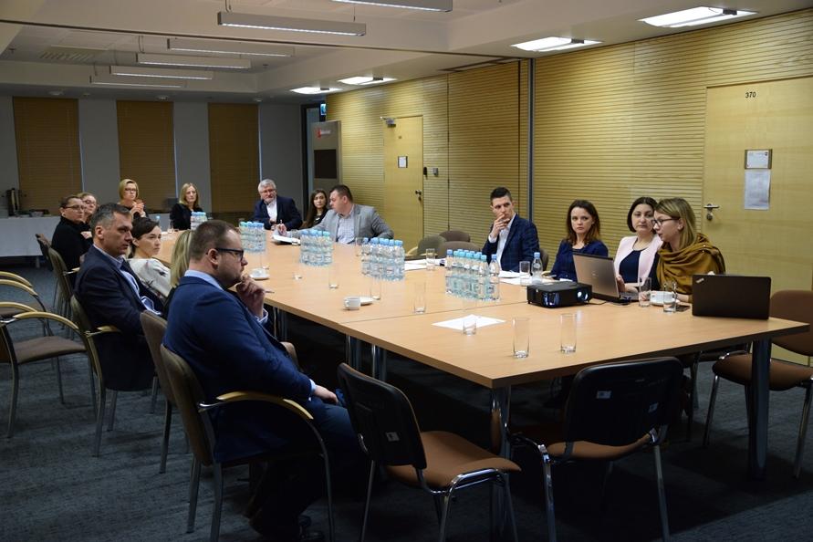 Spotkanie w ramach realizacji Planu działań dla projektu BRIDGES