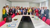 Spotkanie przedstawicieli regionalnych z zespołem DG Regio F3 Poland w Komisji Europejskiej