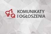 Komunikat dla Klientów Biura Podróży Kama Tours Sławomir Dziewulski