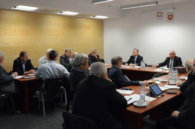 Ostatnie posiedzenie WRS II