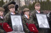 Uroczystości pogrzebowe ŚP. Zarzyckich
