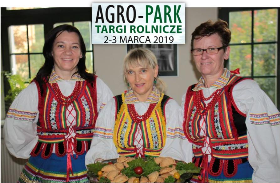 Lubelskie smaki na Agro-Park w Lublinie