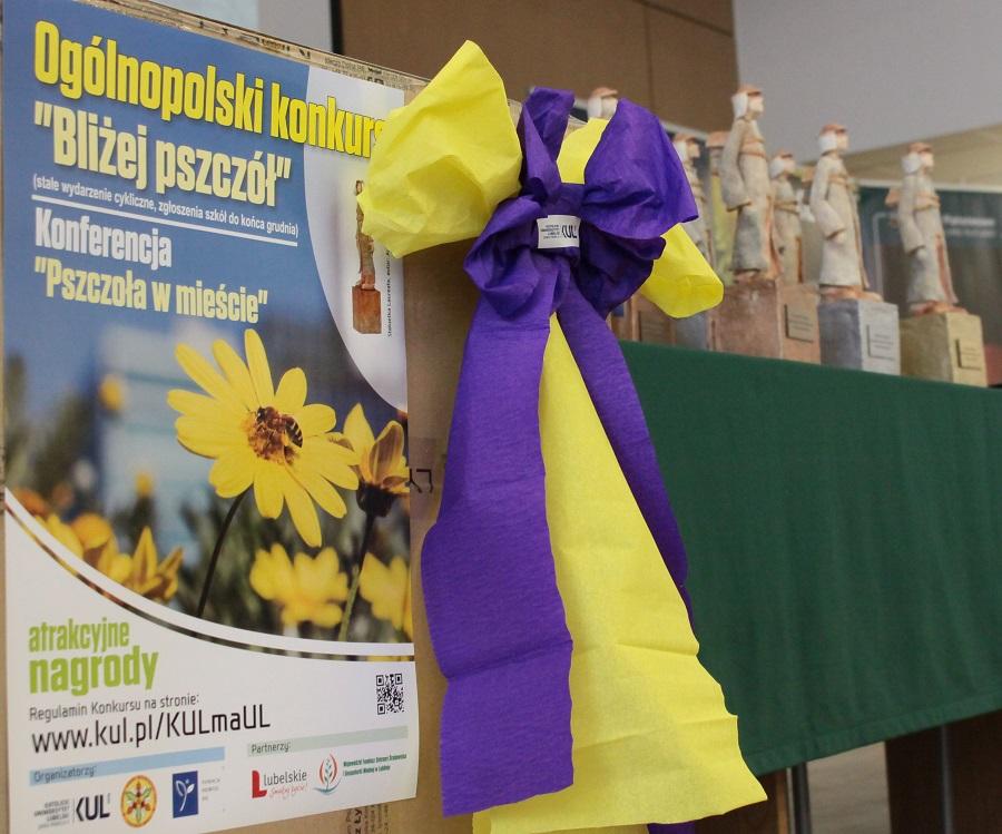 """KUL ma UL czyli konferencja """"Pszczoła w mieście"""""""