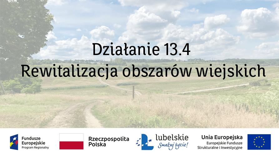 52 umowy na rewitalizację obszarów wiejskich podpisane