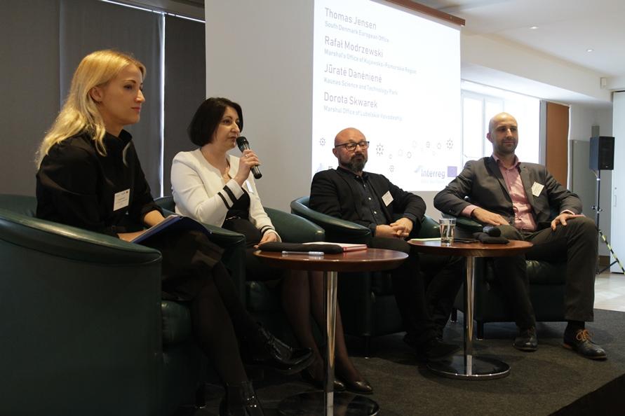 Konferencja zamykajaca projekt EmpInno