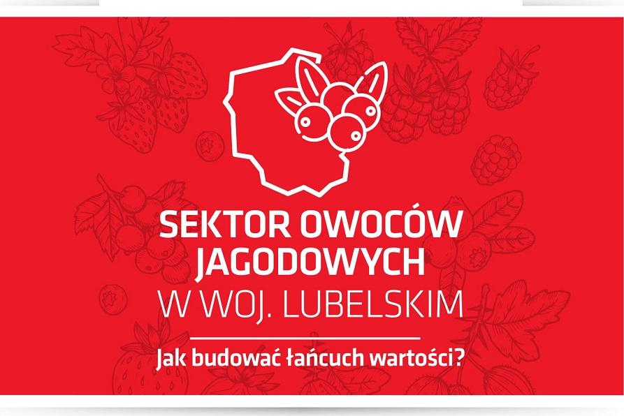Konferencja Sektor owoców jagodowych (miękkich) w województwie lubelskim
