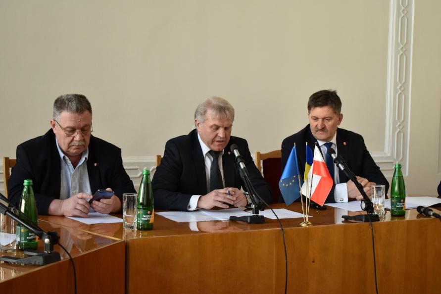 Współpraca Województwa Lubelskiego z Obwodem Wołyńskim na Ukrainie