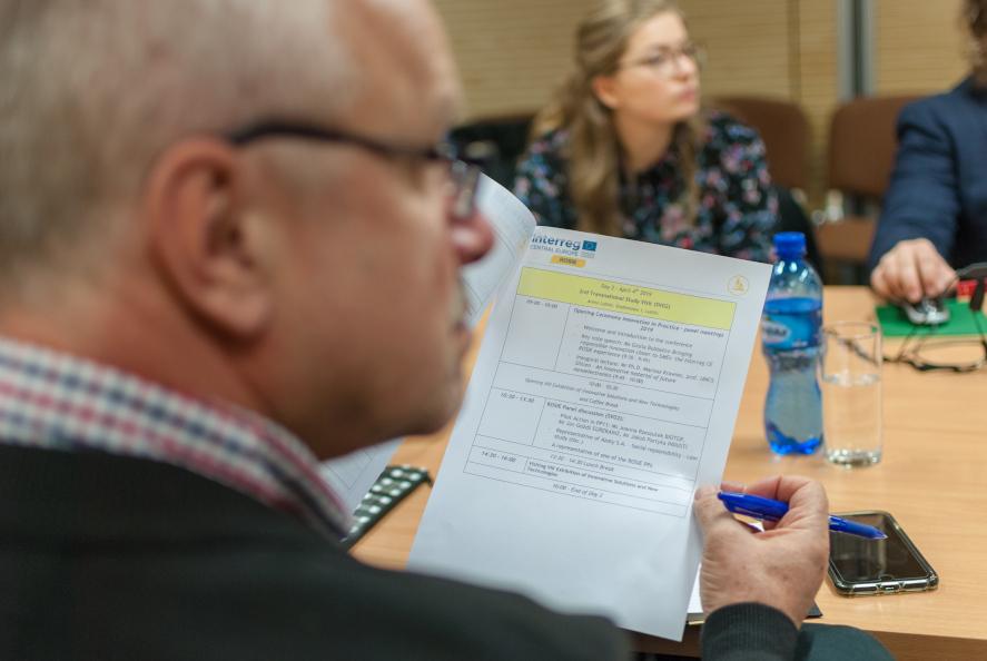 4. spotkanie partnerów projektu ROSIE w Lublinie