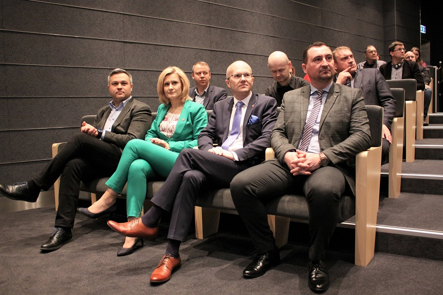"""Konferencja """"Sektor owoców jagodowych w woj. lubelskim"""""""