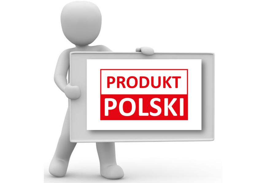 """Wyróżnij się znakiem """"Produkt polski"""""""