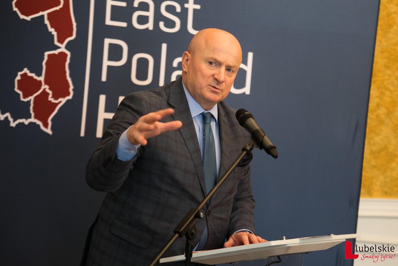 Jak finansować projekty w Partnerstwie Wschodnim – dyskusja w Domu Polski Wschodniej w Brukseli