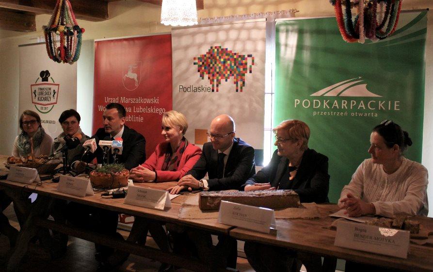 """Ruszają przygotowania do festiwalu """"Na kulinarnym szlaku wschodniej Polski"""""""