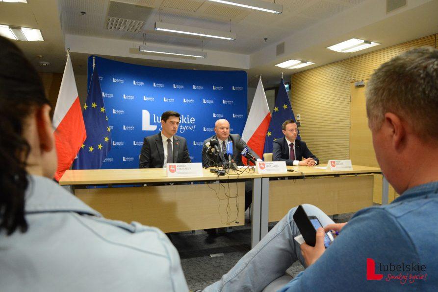 Samorząd Województwa apeluje o udział w wyborach do Parlamentu Europejskiego