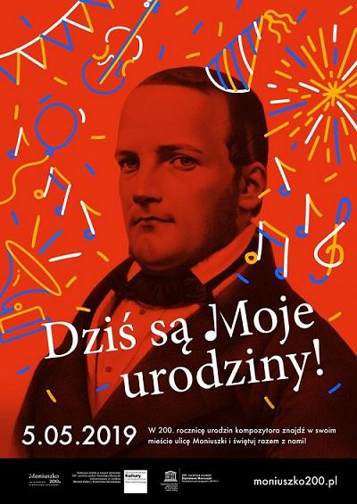 200. rocznica urodzin Stanisława Moniuszki