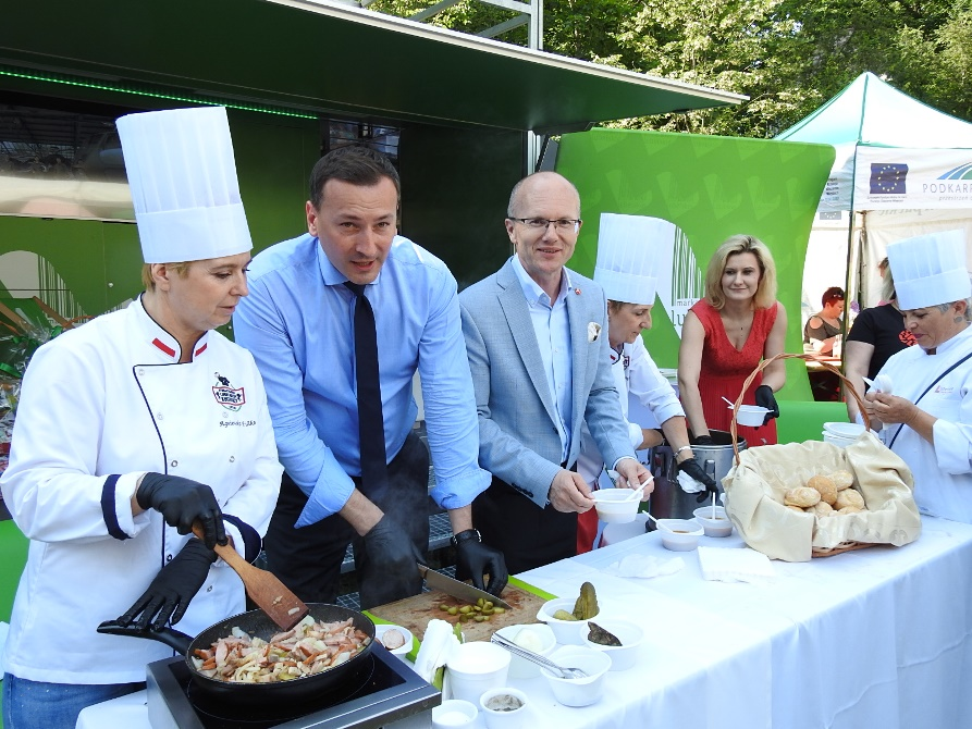 Festiwal smaków wschodniej Polski w Nałęczowie