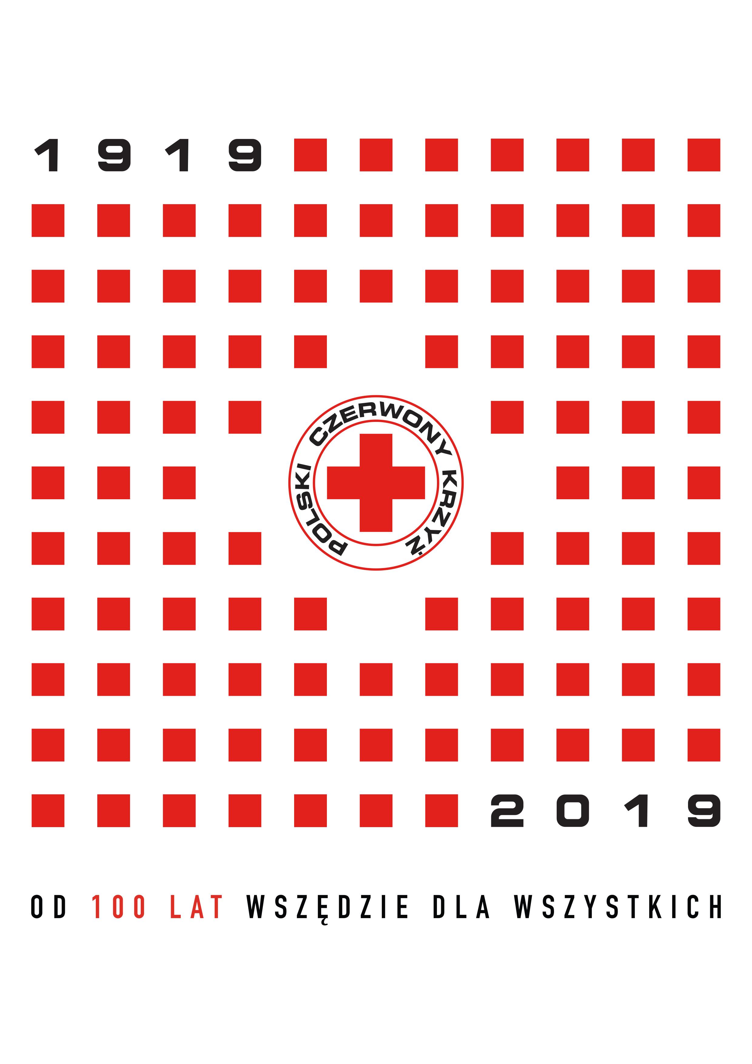 100-lecie istnienia Polskiego Czerwonego Krzyża