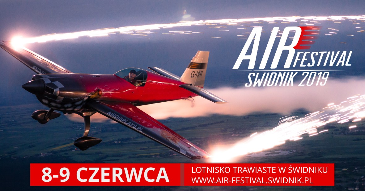 II Świdnik Air Festival – konferencja prasowa