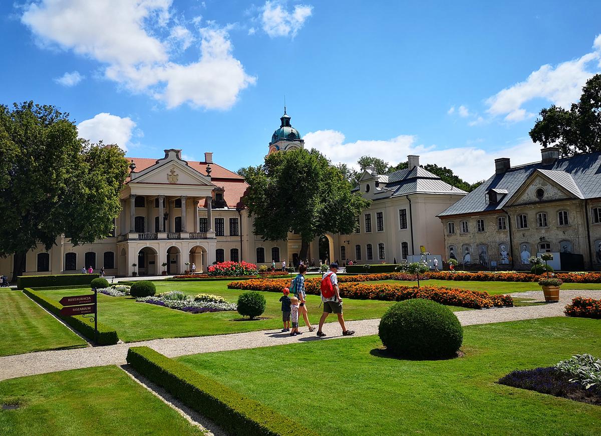 Z wizytą u Ambasadora w Kozłówce