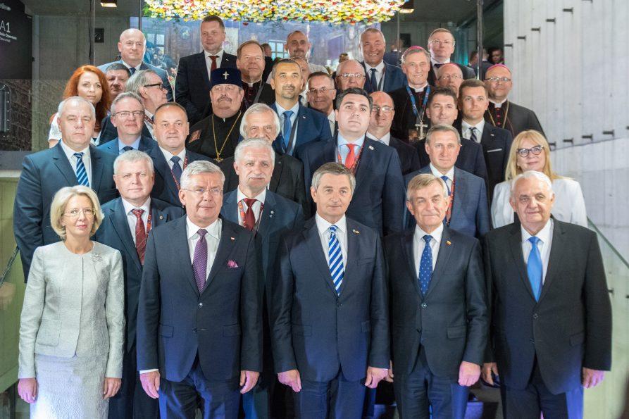 Uroczyste obchody 450. rocznicy Unii Lubelskiej
