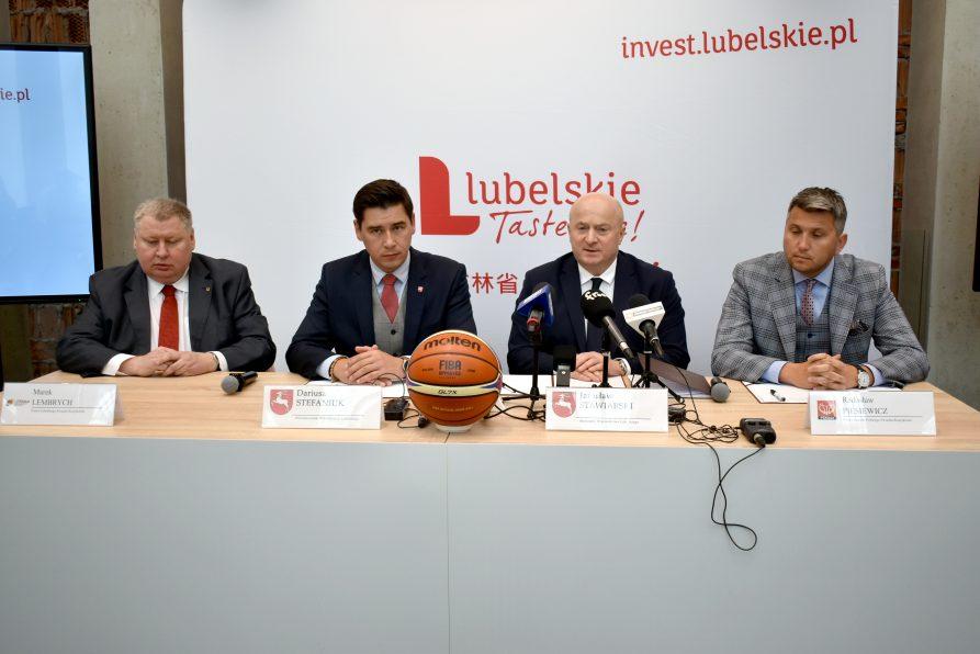 Podpisanie umowy o współpracy pomiędzy Województwem Lubelskim a PZKosz