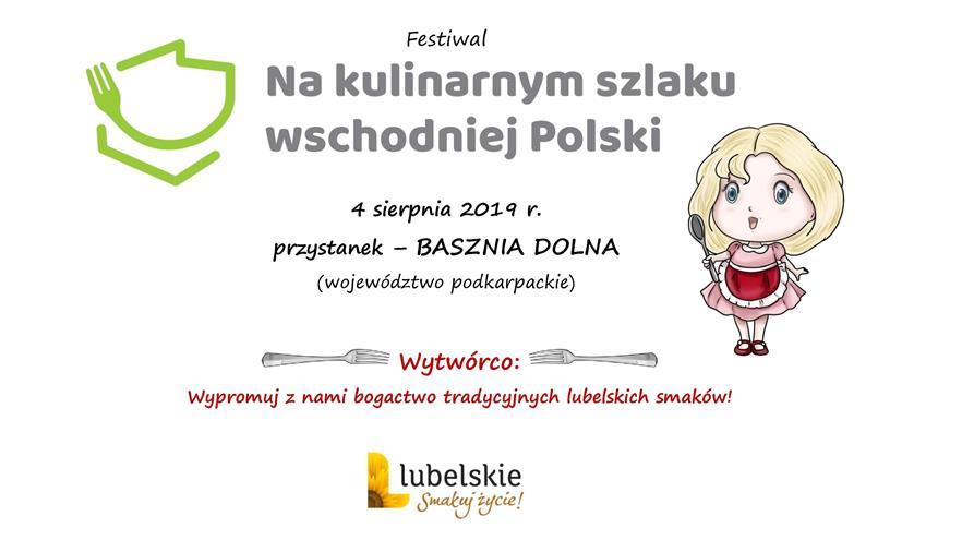 Basznia Dolna – trzecim przystankiem na kulinarnym szlaku wschodniej Polski