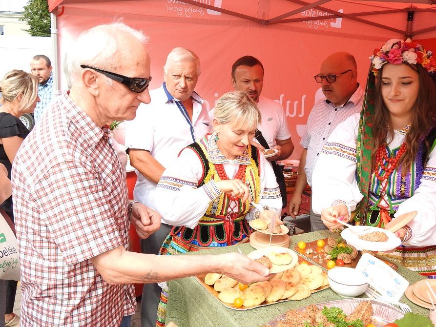 """""""Nasze Kulinarne Dziedzictwo"""" zagościło w Zamościu"""
