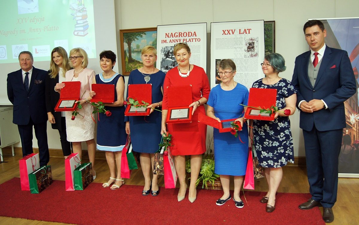 XXV edycja Nagrody im. Anny Platto